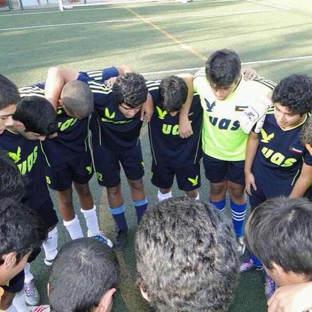 Varsity Soccer Team 2013