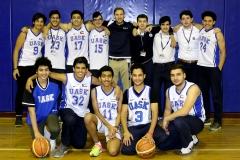 Basketball Varsity Boys 2017-18