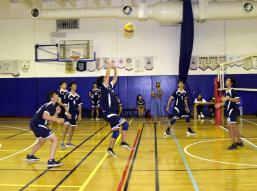 JV Boys Volleyball web 192014