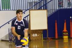 Volleyball Eagles boys varsity 17-18-2