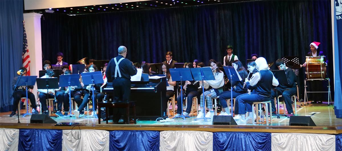 UAS Band 2k19 Winter Concert2
